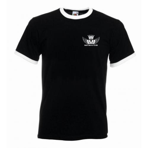T-shirt oversize BBC WINGS - przód