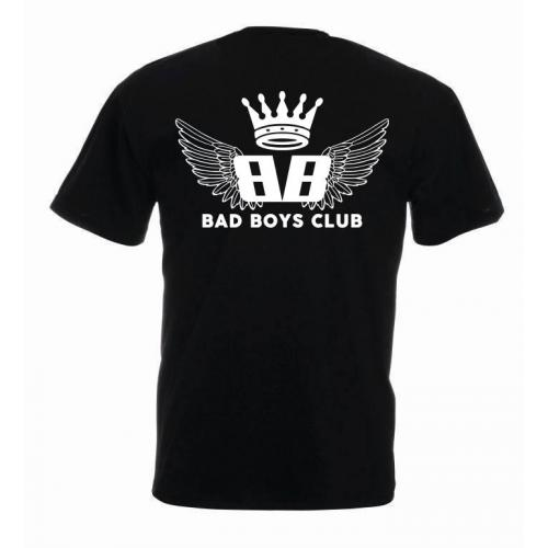 T-shirt oversize BBC WINGS - tył