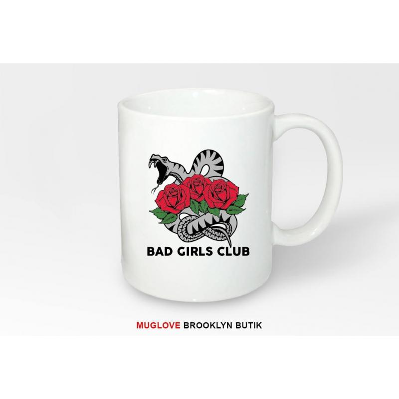 Kubek z nadrukiem BGC BAD GIRLS CLUB WINGS
