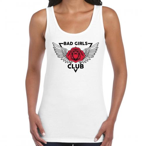 TOP TANK lady DTG BGC BAD GIRLS CLUB SNAKE