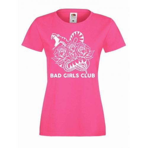 T-shirt lady T-shirt lady BGC BAD GIRLS CLUB SNAKE