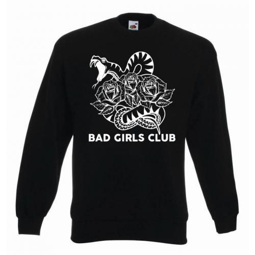 bluza oversize BGC BAD GIRLS CLUB HANDS