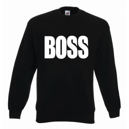 bluza oversize BOSS