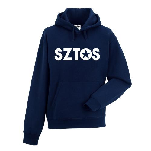 bluza z kapturem SZTOS STAR
