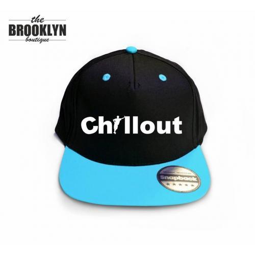 Czapka snapback cap CHILLOUT