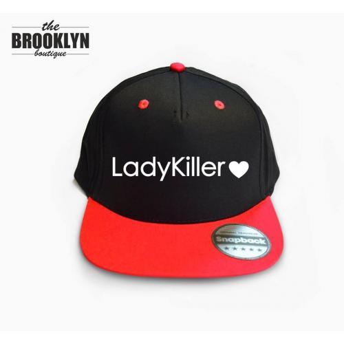 Czapka snapback cap LADYKILLER