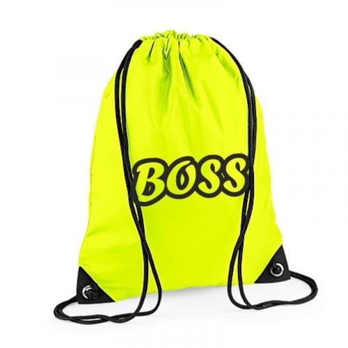 Plecak worek BOSS
