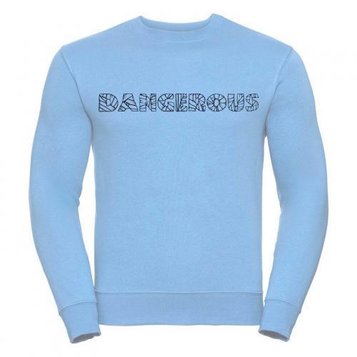 bluza oversize DANGEROUS