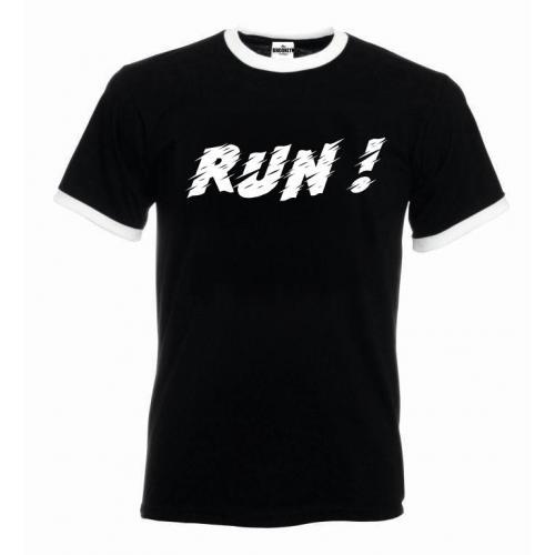 T-shirt oversize RUN!