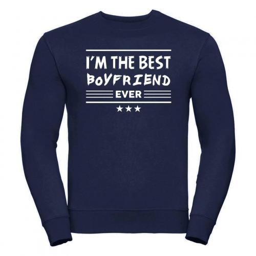 bluza oversize THE BEST BOYFRIEND