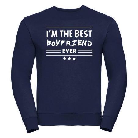 bluza oversize THE BEST BOYFRIEND