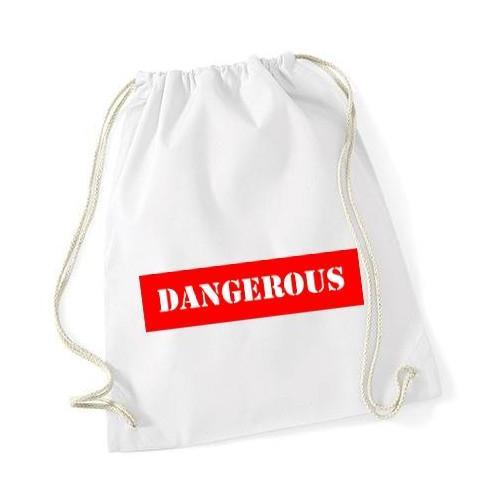 plecak worek DTG DANGEROUS RED