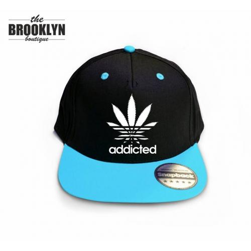 Czapka snapback cap ADDICTED