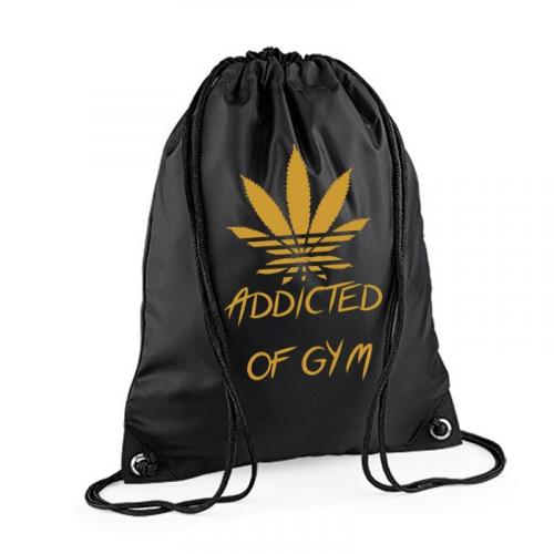 Plecak worek ADDICTED OF GYM