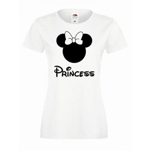 T-shirt lady PRINCESS