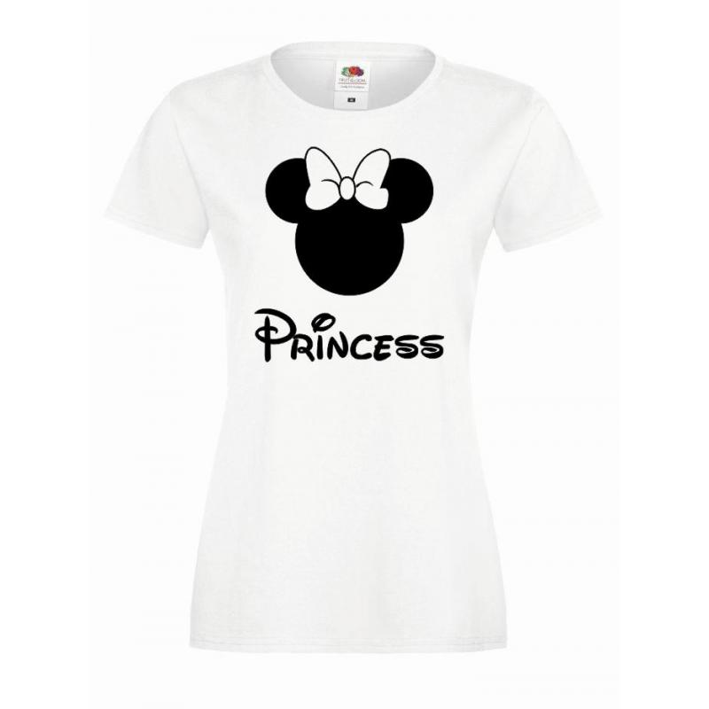T-shirt lady PRINCESS