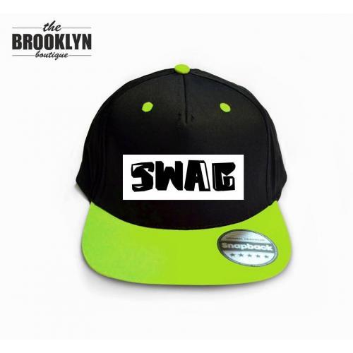 Czapka snapback cap SWAG