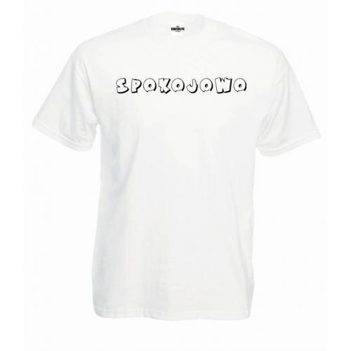 T-shirt oversize SPOKOJOWO