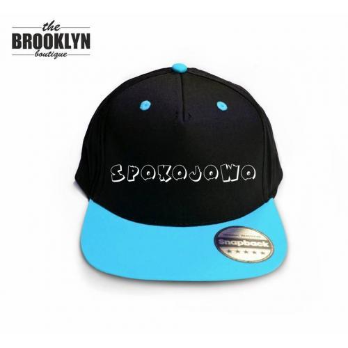 Czapka snapback cap SPOKOJOWO