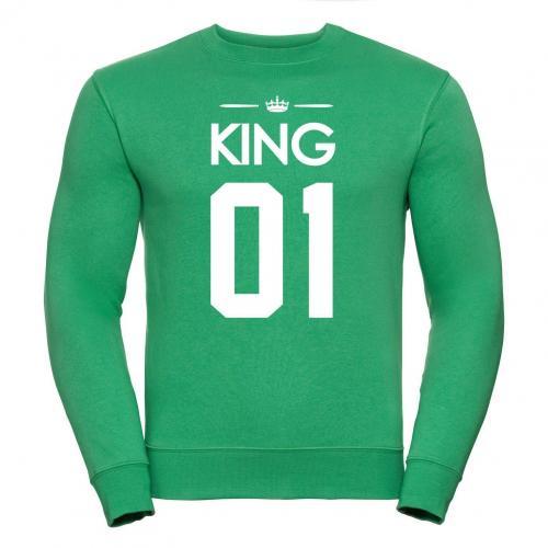 bluza oversize KING 01
