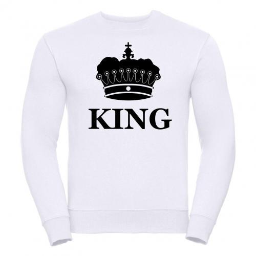 bluza oversize KING KORONA