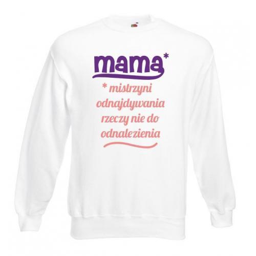 Bluza oversize DTG MAMA MISTRZYNI