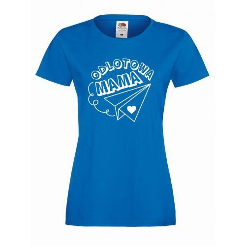 T-shirt lady ODLOTOWA MAMA