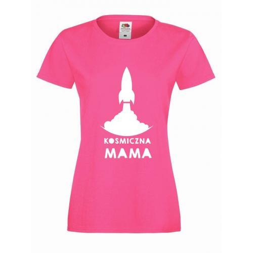 T-shirt lady KOSMICZNA MAMA