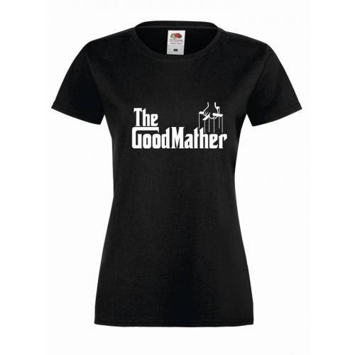T-shirt lady GOODMATHER