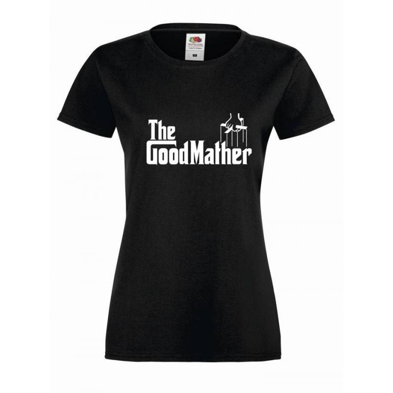 T-shirt lady GOODMATHER