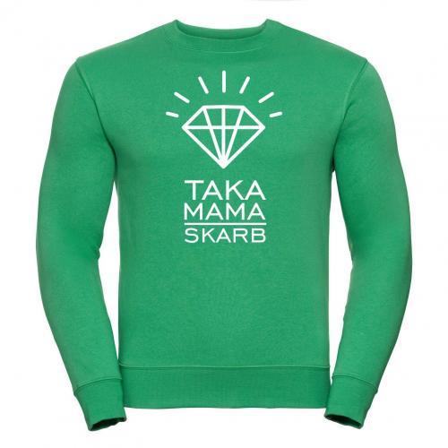 bluza oversize MAMA SKARB