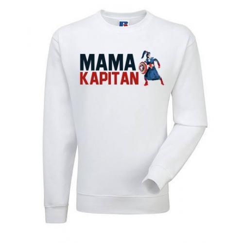 Bluza oversize DTG MAMA KAPITAN