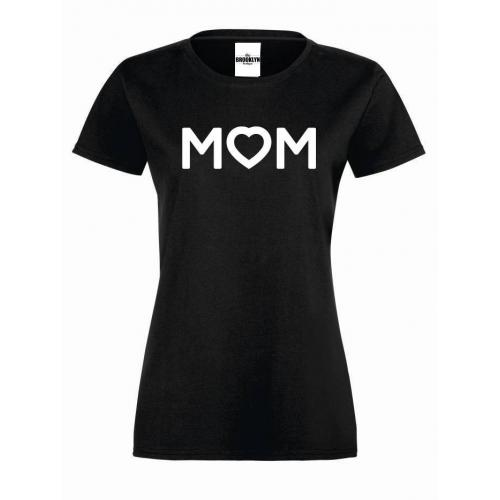 T-shirt lady MOM
