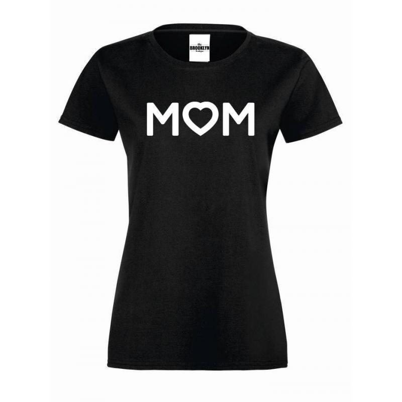 T-shirt lady MOM
