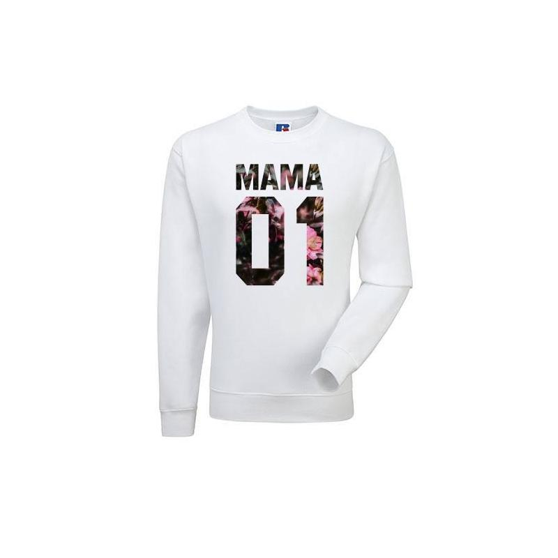 Bluza oversize DTG MAMA 01