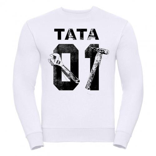 Bluza oversize DTG TATA 01 BLACK