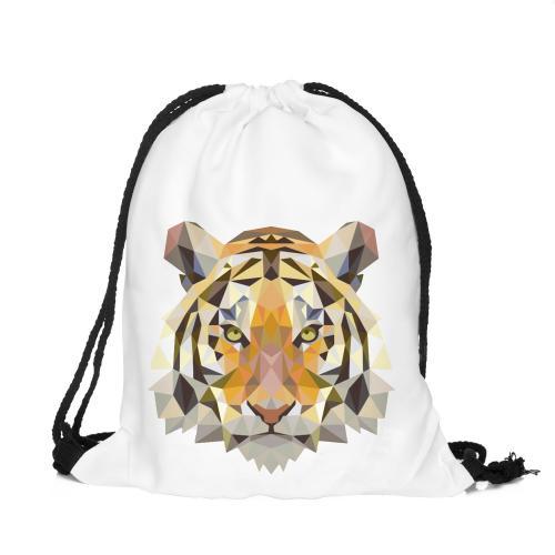 Plecak worek POLYGON TIGER /biały/