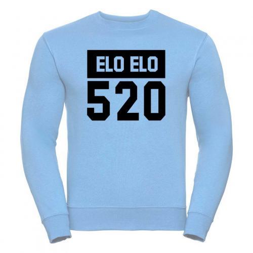 bluza oversize ELO