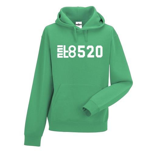bluza elo elo 520 zielona