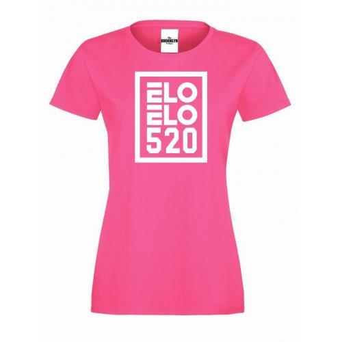 T-shirt lady ELO ELO