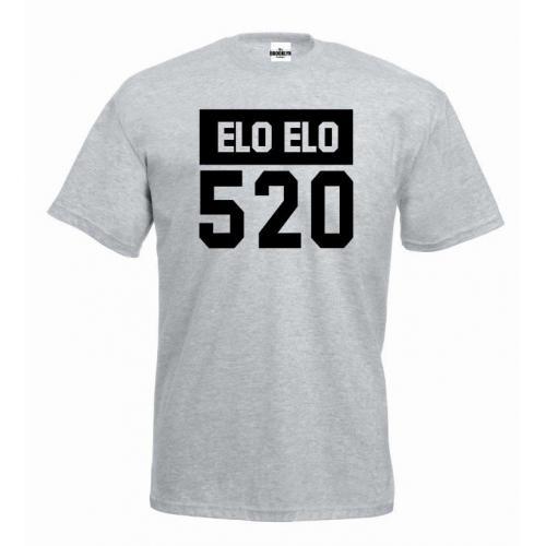 T-shirt oversize ELO