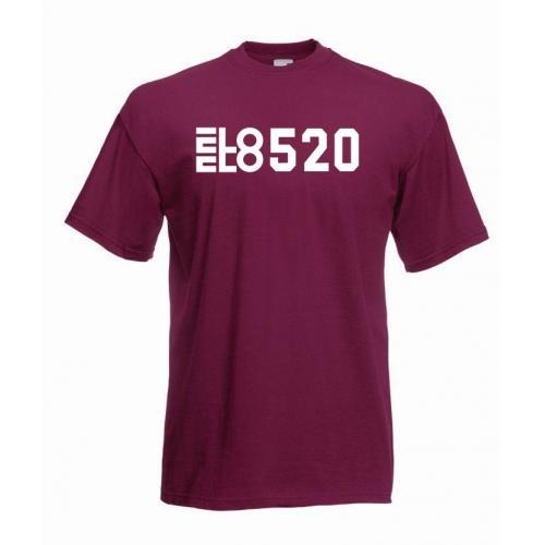 T-shirt oversize ELO ELO 520