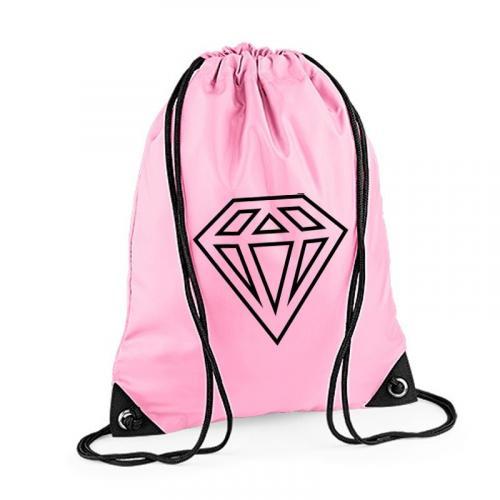 Plecak worek BG DIAMOND SHAPE
