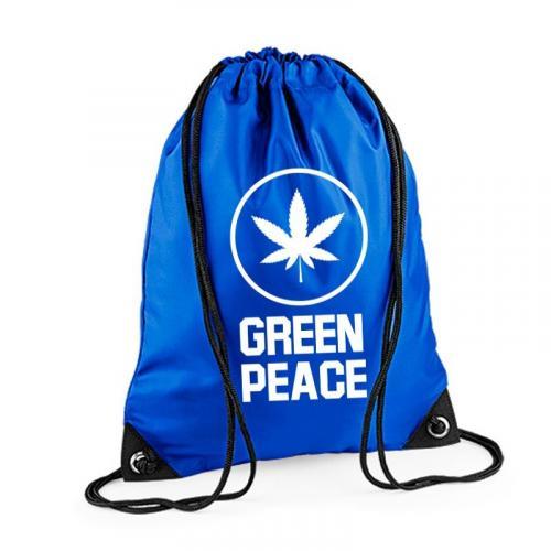 Plecak worek BG GREEN PEACE
