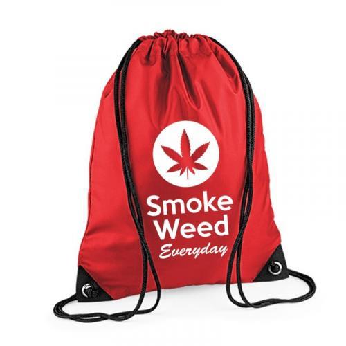 Plecak worek BG SMOKE EVERYDAY