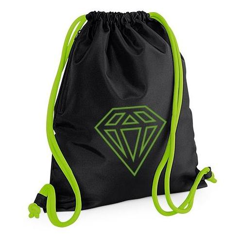 plecak worek DIAMOND SHAPE premium