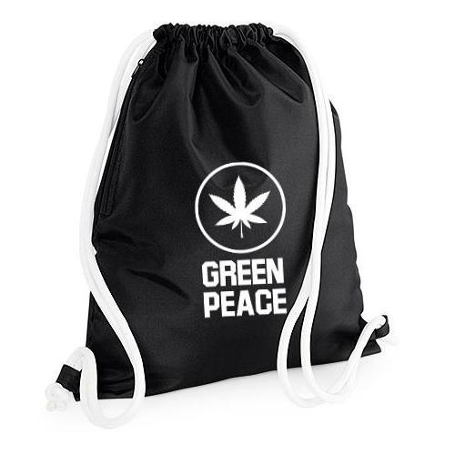 plecak worek GREEN PEACE premium