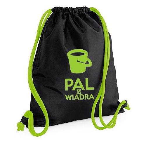 plecak worek PAL Z WIADRA premium