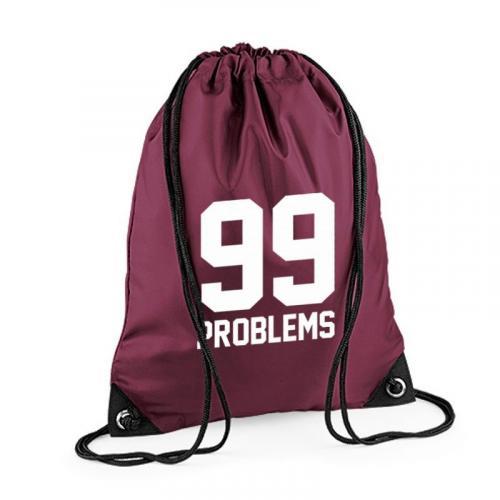 Plecak worek BG 99 PROBLEMS