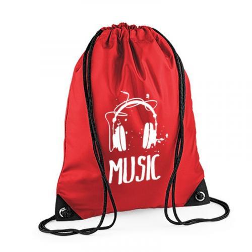 Plecak worek BG MUSIC